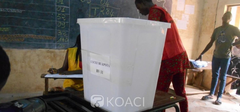 Togo : Interdiction de la manifestation pour la vérité des urnes, la cause