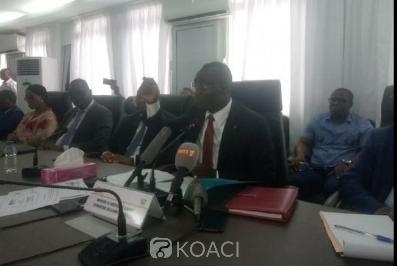 Côte d'Ivoire : Résultats des concours , le  Ministère de la Fonction Publique formel : « Il n'y a pas de scandale »