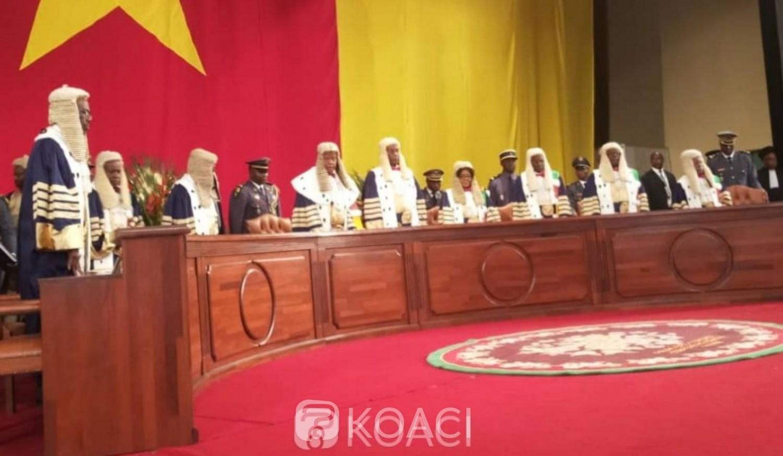 Cameroun : Double scrutin, le taux de participations est de  43, 79%, répartition des sièges à l'assemblée nationale