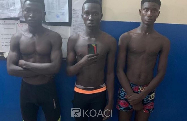 Côte d'Ivoire : Ils volent et exigent une rançon pour ramener le butin