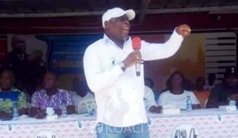 Côte d'Ivoire : Présidentielle 2020, Nestor Dahi depuis Yopougon «Nous devons nous lever pour battre Alassane en 2020»