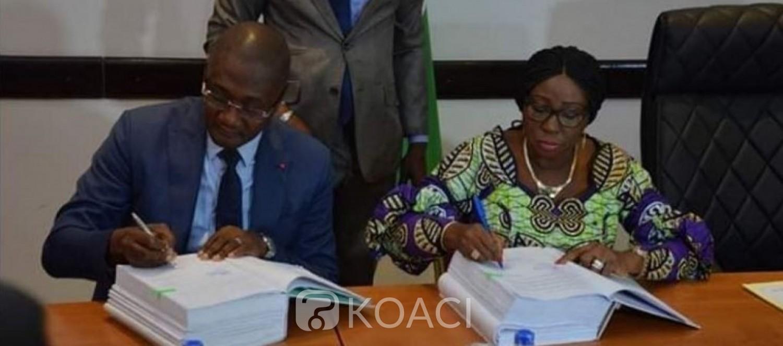 Côte d'Ivoire-France : C2D 2, construction de 60 collèges de proximité, contrat signé de 14 milliards de FCFA