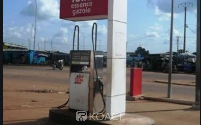 Côte d'Ivoire : Les prix du carburant à la pompe connaissent une baisse de 5 FCFA