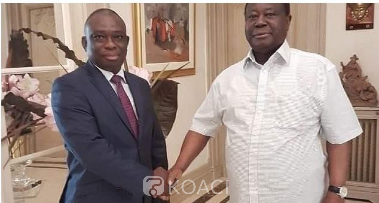 Côte d'Ivoire : KKB : « Si Bédié n'est pas candidat, je prendrai mes responsabilités »