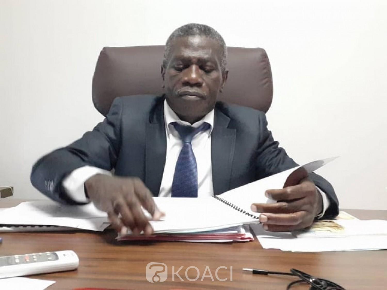 Côte d'Ivoire : Jacqueville, accusé de brader les terres de Adoukro, Oda Edouard affirme que le site objet de litige est « déclaré d'utilité publique par l'Etat »