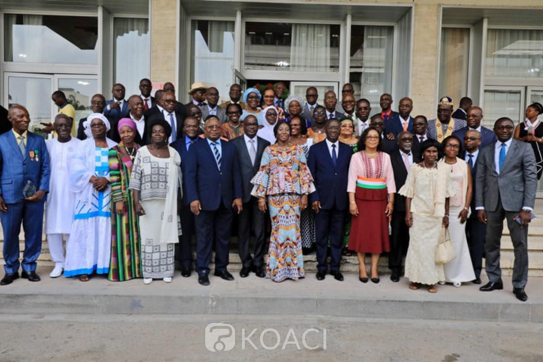 Côte d'Ivoire : Éducation nationale, 56 inspecteurs généraux à la retraite célébrés par le Gouvernement