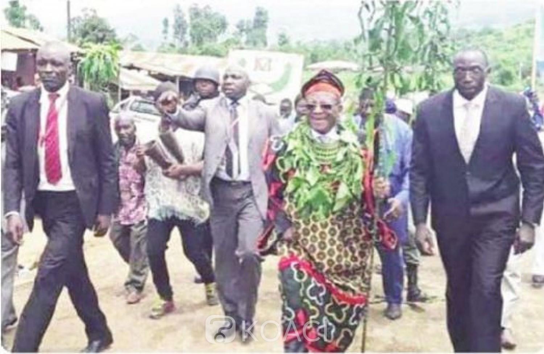 Cameroun   : Le gouvernement dément des (nouvelles) allégations de meurtre de civils dans le Nord-ouest