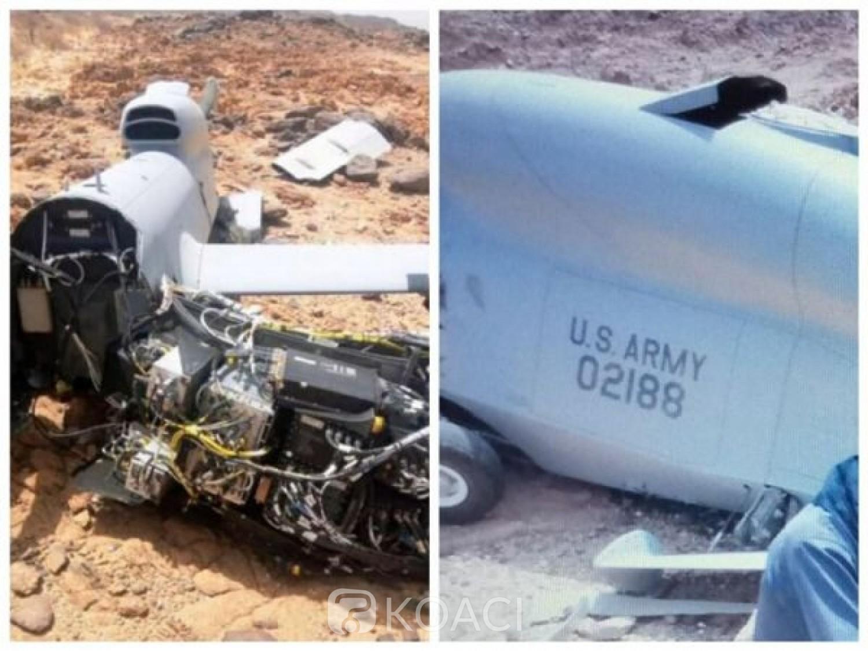 Niger : Un drone américain s'écrase en plein désert à Agadez