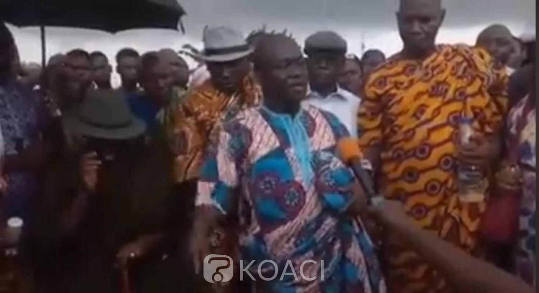 Côte d'Ivoire: Litige foncier, en colère, les communautés villageoises d'Akouédo invoquent «les mannes de leurs ancêtres contre l'Etat qui veut les déposséder de leurs terres»