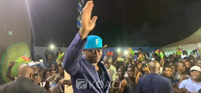 Togo :  Faure Gnassingbé confirmé réélu avec 70,78% pour 5 ans