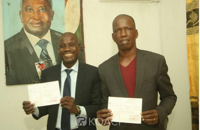 Côte d'Ivoire : Les journalistes Yacouba Gbané et Barthelemy Téhin auditionnés  ne sont pas libres