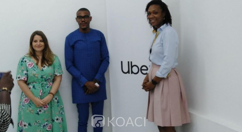 Côte d'Ivoire : À peine installée, Uber dévoile sa nouvelle fonctionnalité sécurisante pour ses usagers