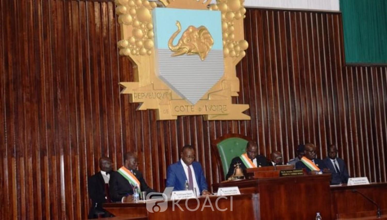 Côte d'Ivoire : Assemblée nationale, Amadou Soumahoro ouvre une session extraordinaire pour une participation des députés au congrès du jeudi prochain prévu à Yamoussoukro