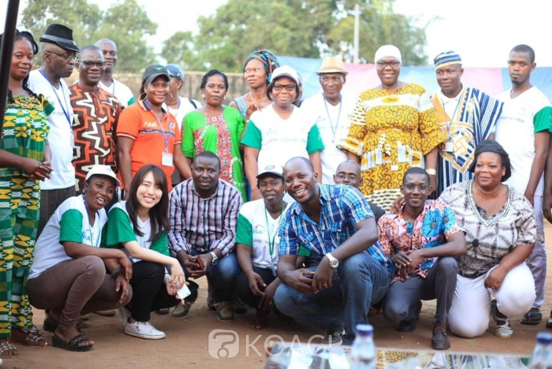 Côte d'Ivoire : Abobo, à quelques mois des élections, la mairie et le Japon sensibilisent les populations du quartier « Désert
