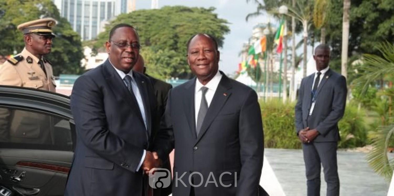 Côte d'Ivoire : Malgré l'épidémie de COVID-19, l'AFRICA CEO FORUM maintenu à Abidjan, les présidents Ouattara et Macky annoncés à l'ouverture prévue lundi prochain