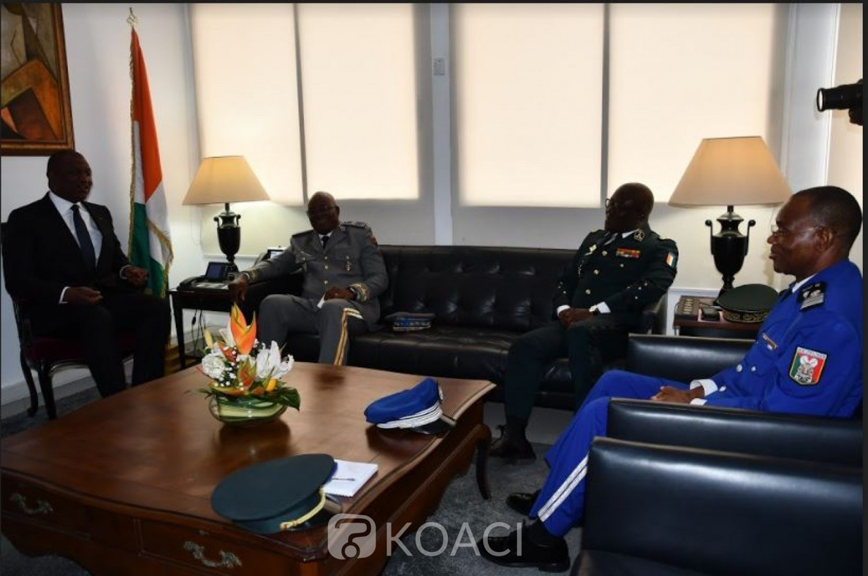 Côte d'Ivoire-Burkina : Sécurisation des frontières, actions concrètes envisagées et engagements pris depuis Abidjan