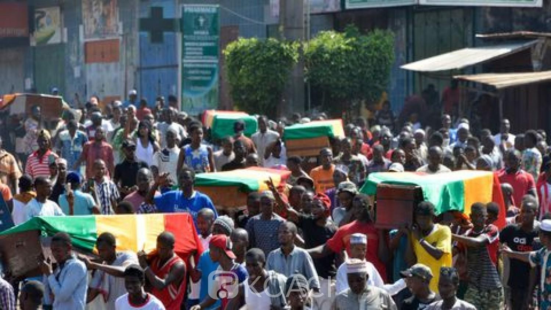 Guinée : Une manifestation anti Condé  interdite par  la mairie de Conakry