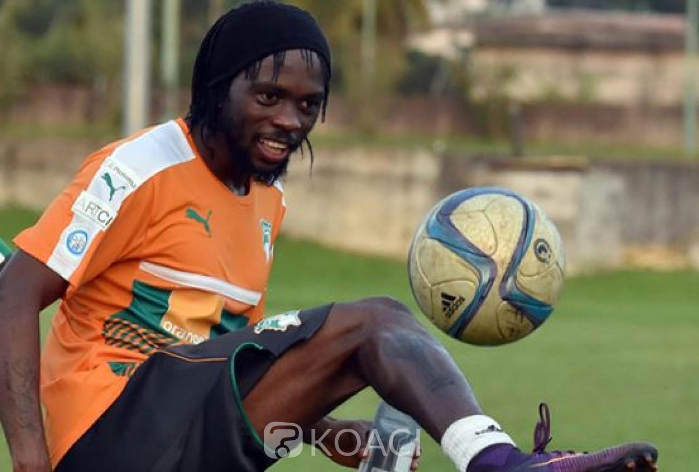 Côte d'Ivoire : Après sa nomination, Beaumelle envisage de faire revenir Gervinho en sélection