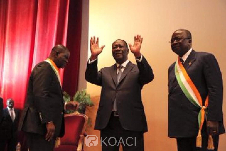 Côte d'Ivoire : Depuis Yamoussoukro, Ouattara à propos de son bilan: « J'ai donné le meilleur de moi-même parce que nos compatriotes m'ont fait confiance en 2010 et aussi en 2015»
