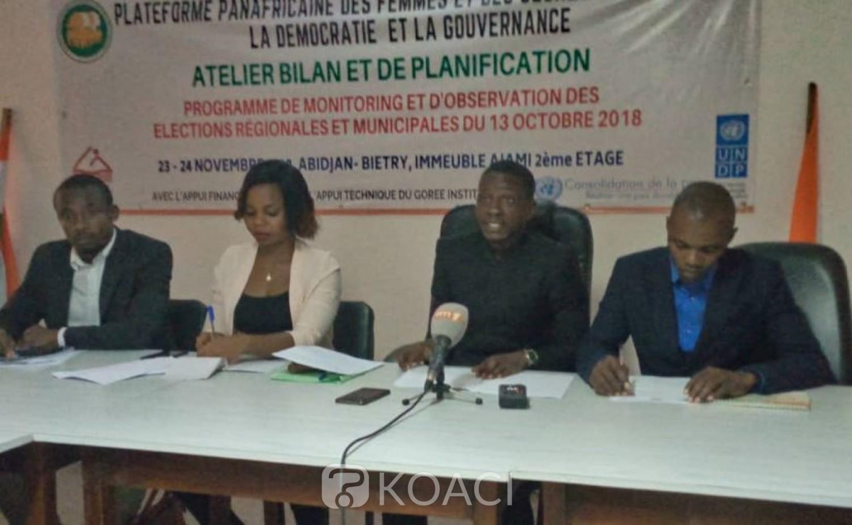 Côte d'Ivoire : Présidentielle 2020, une plateforme de la société civile remercie le gouvernement pour les efforts consentis