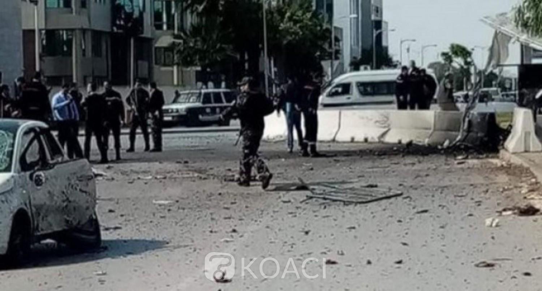 Tunisie : Un kamikaze à moto se fait exploser devant l'ambassade américaine