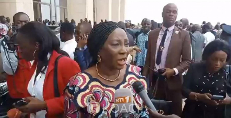 Côte d'Ivoire : Pour Kandia Camara, la majorité des Ivoiriens souhaitaient  un 3ème mandat de Ouattara