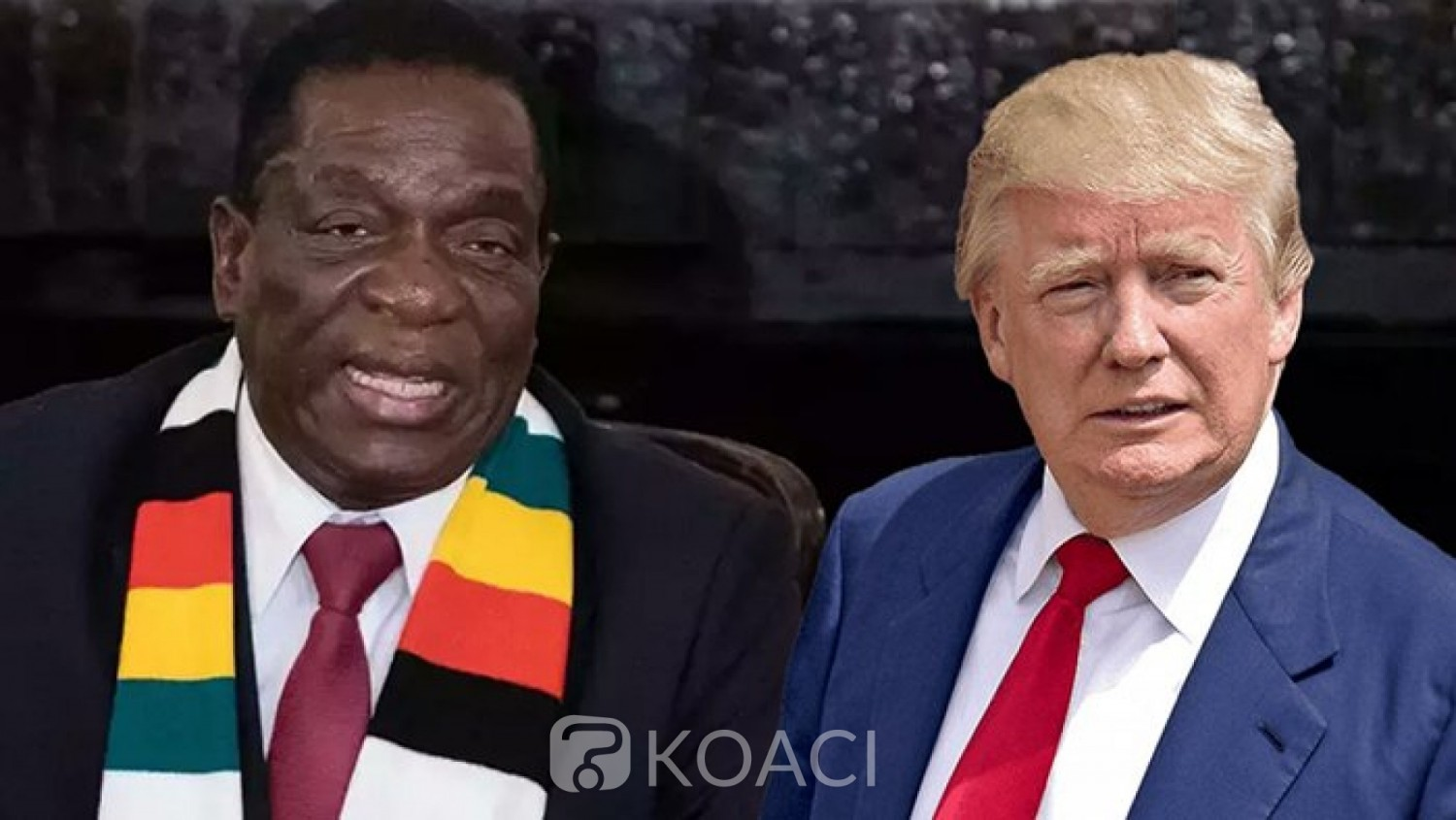 Zimbabwe- USA : Donald Trump  prolonge d'un an ses sanctions contre Harare