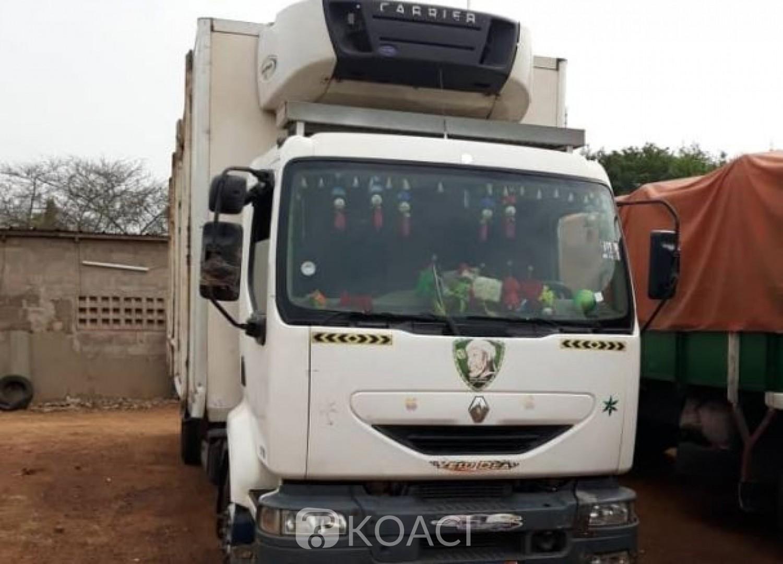 Côte d'Ivoire : Yamoussoukro, saisie de 510 colis de médicaments de qualité inférieure et falsifiés d'origine guinéenne en provenance de Bouaké pour Abidjan