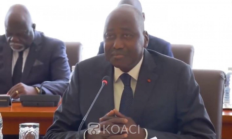 Côte d'Ivoire : Transfert du pouvoir à une jeune génération, Gon à Ouattara : «Vous serez là pour continuer à jouer le rôle de régulateur»