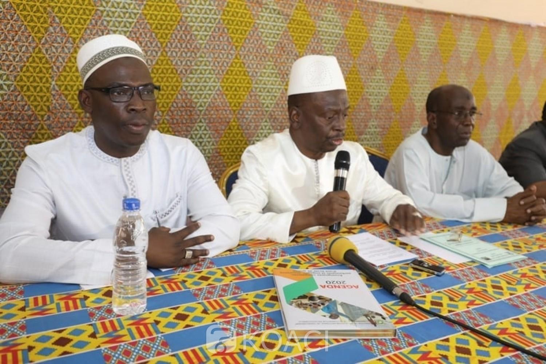 Côte d'Ivoire : Élection présidentielle de 2020, l'union des enseignants du RHDP demande à Ouattara de s'impliquer personnellement dans la victoire du RHDP en octobre prochain