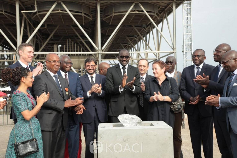 Côte d'Ivoire : Extension de la centrale thermique d'Azito phase 4 à cycle combiné, 217 milliards de FCFA pour la réalisation du projet, le premier Mwh annoncé en 2021
