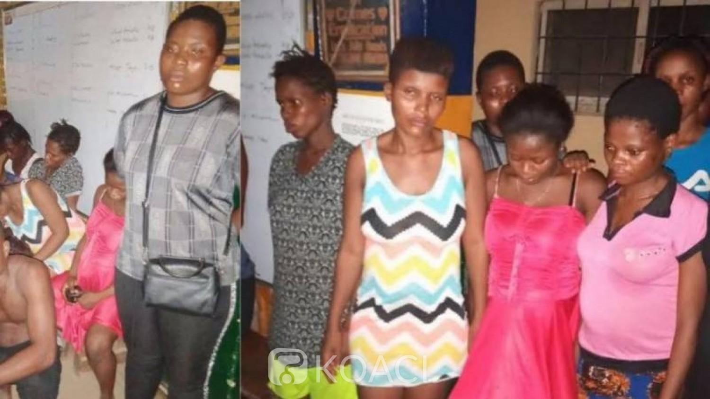 Nigeria : 12 femmes et un nouveau-né libérés d'une « usine à bébé » dans l' Etat d' Ogun