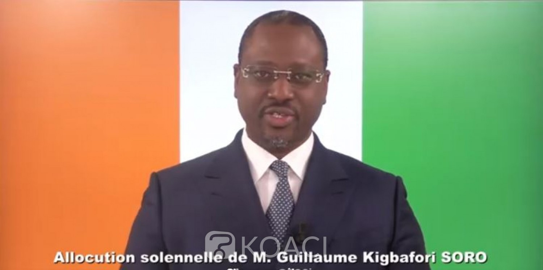 Côte d'Ivoire : Depuis la France, Soro affirme que l'annonce de Ouattara vise à séduire l'opinion internationale et détourner l'attention des Ivoiriens