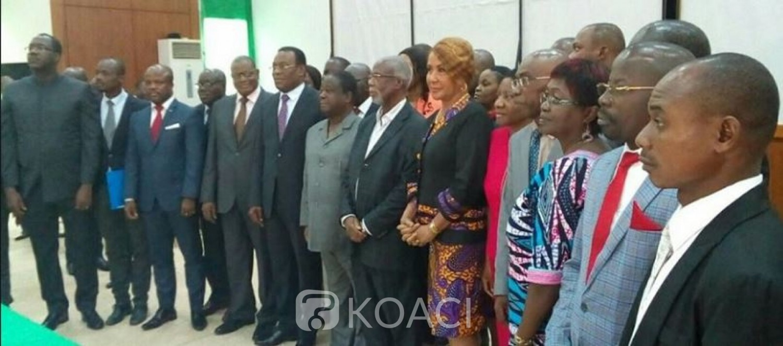 Côte d'Ivoire : Révision de la constitution, l'opposition politique ivoirienne «significative » dit non à Ouattara et appelle ses militants à se mobiliser en vue de faire échec au « tripatouillage »