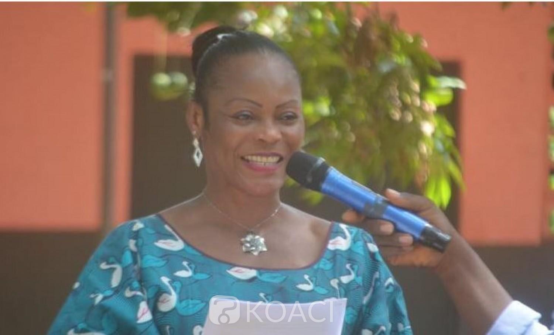 Côte d'Ivoire : Depuis Dabou, Micaëlle Badé du Rifeds appelle à un dialogue franc pour une réconciliation dans les grands ponts