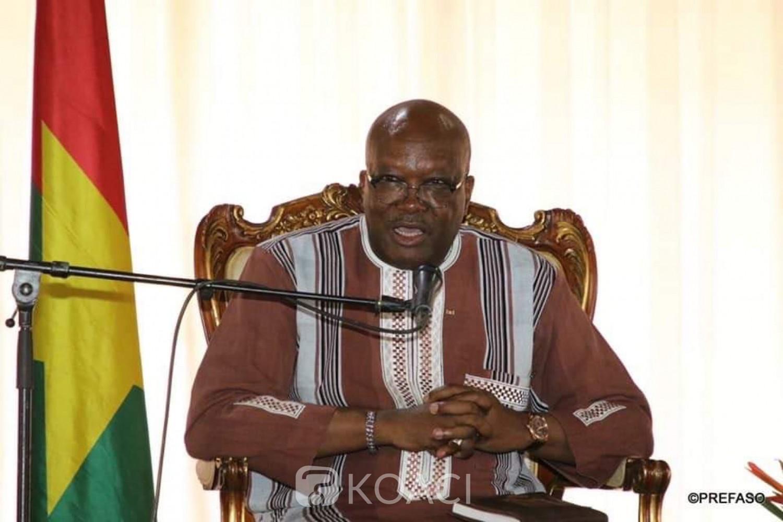 Burkina Faso : Pour la journée de la femme, le président Kaboré promet un gouvernement à 30% féminin