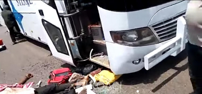 Togo : Braquage d'un bus à Galangachi dans les Savanes