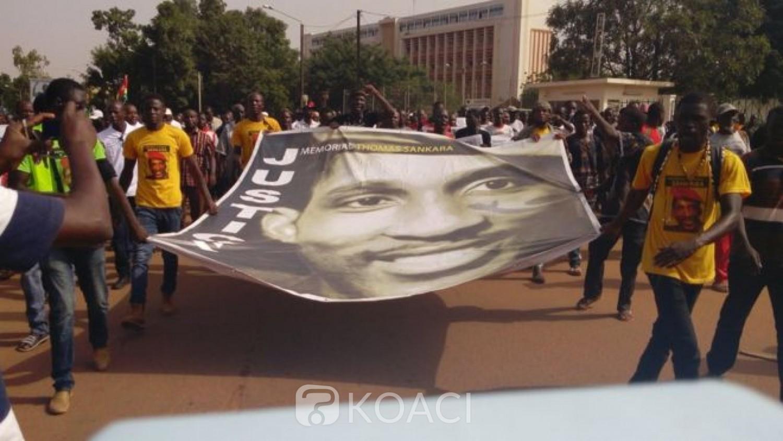 Burkina Faso : Le réseau international justice pour Sankara appelle à l'incarcération de François Compaoré