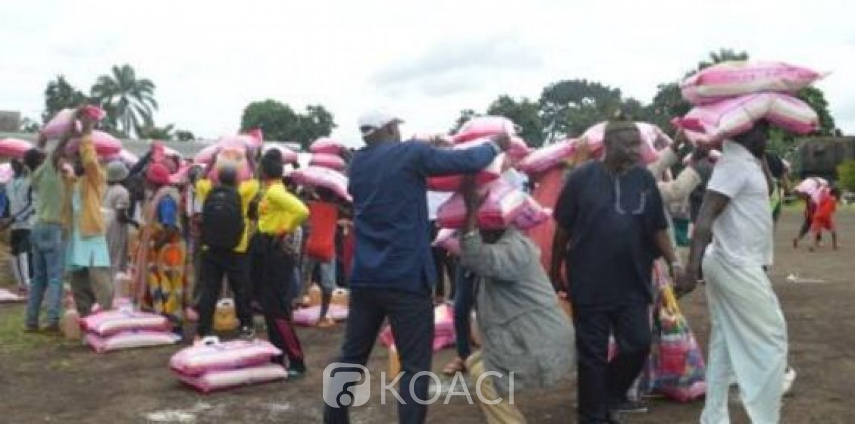 Cameroun : Croix-Rouge et Bir au chevet des  détenues de la prison de Nanga Eboko