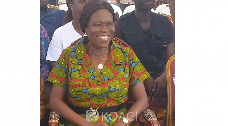 Côte d'Ivoire : Renoncement à un 3ème mandat, depuis Port-Bouët, Simone Gbagbo félicite et salue la décision courageuse de Ouattara