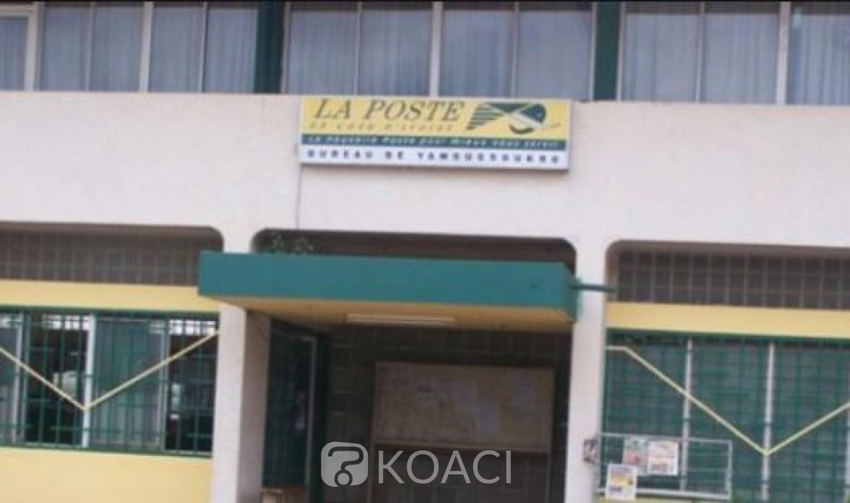 Côte d'Ivoire : Un agent de la poste suspecté d'avoir détourné 20 millions de FCFA mis aux arrêts