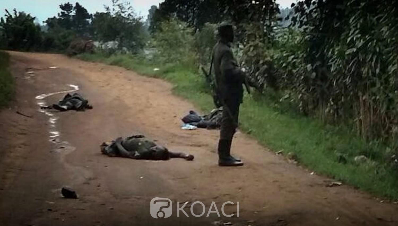 RDC : 4 soldats et 14 rebelles ADF tués dans de violents combats à Béni