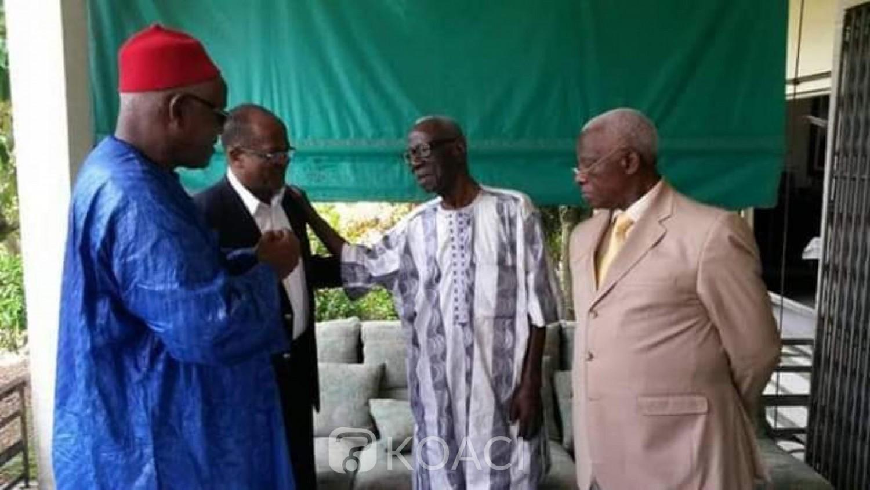 Côte d'Ivoire : Un an après de décès de Bernard Dadié, Ouégnin révèle que c'est le combat du patriarche qui a inspiré Gbagbo