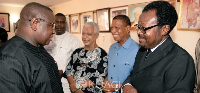 Sierra Leone :  Deuil en mémoire de l'ancien VP Solomon Berewa