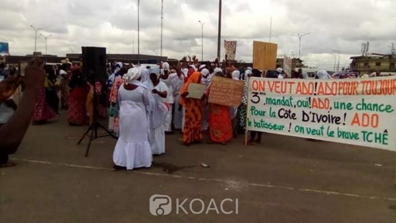 Côte d'Ivoire : Abobo, marche des femmes, la mairie se désengage de cette manifestation et soutient qu'elle n'a pas donné d'autorisation aux organisateurs