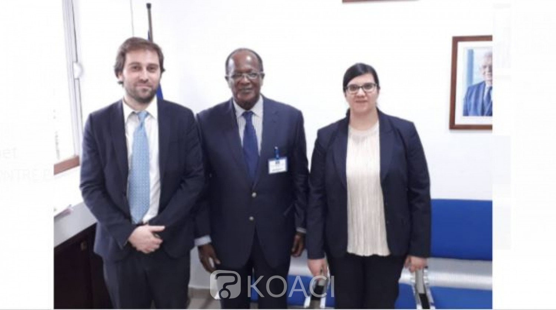 Côte d'Ivoire : Présidentielle 2020, l'UE rencontre EDS, Ouégnin dénonce l'absence de confiance entre l'opposition et le pouvoir d'Abidjan