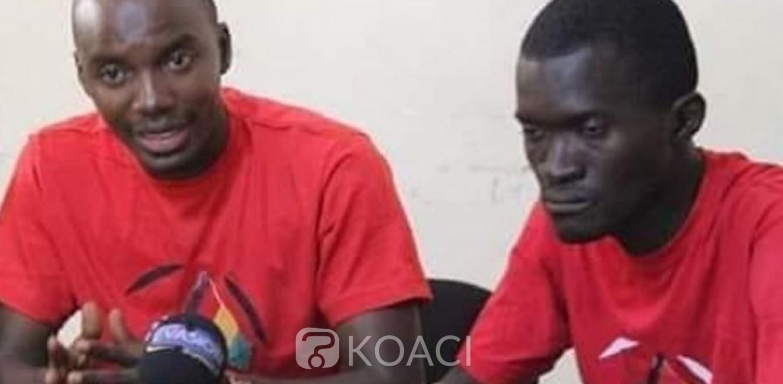 Guinée : Anti 3ème mandat, deux responsables du FNDC écroués, selon leur avocat