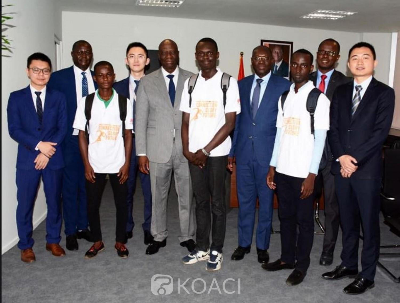 Côte d'Ivoire : Huawei sous-régional  rassure qu'elle  accompagnera le pays dans le développement de l'économie numérique