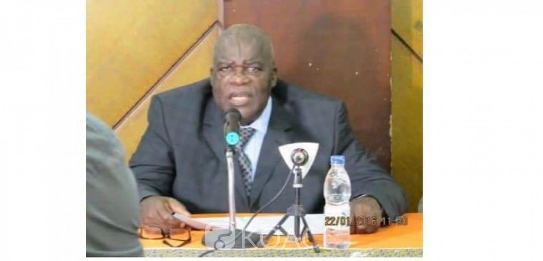 Côte d'Ivoire : Décès à Abidjan de Sery Gouagnon, baron du FPI