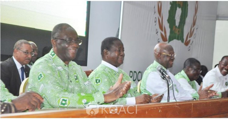 Côte d'Ivoire : PDCI-RDA, Bédié convoque un Bureau Politique sans dévoiler  l'ordre du jour, sa presse confiante pour Arusha